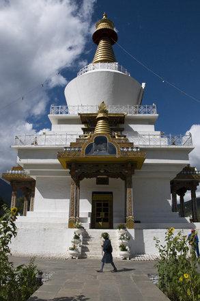 National Memorial Chorten - Thimpu
