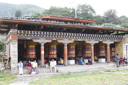 20100916_019_BTN_Thimphu (1_25 seconds, F8, ISO 100)