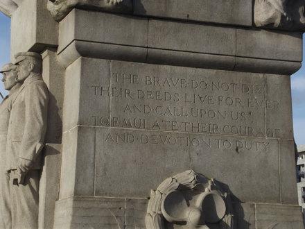 Titanic Memorial - Liverpool Waterfront