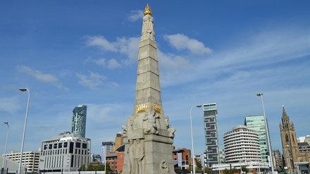Titanic Memorial, Liverpool