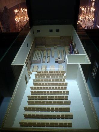 Nuremberg - Court room 600 museum