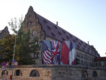 Nürnberg - Justizpalast Schwurgerichtssaal 600