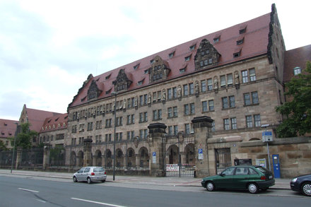 Palace of Justice, 08.07.2012.