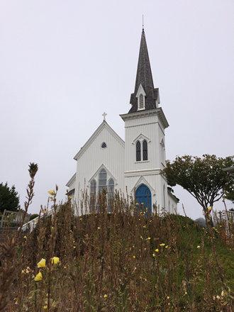 Ye old church