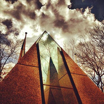 Pyramid #gf_ire #dublin #ireland #ig_ireland