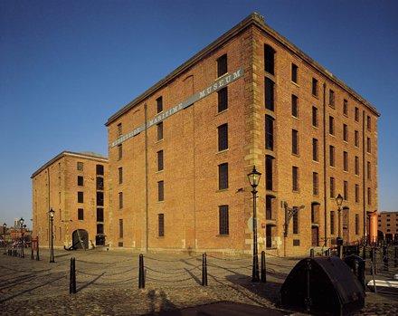 RMS Titanic - Merseyside Maritime Museum, Liverpool