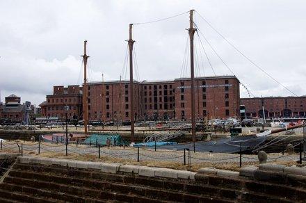 RMS Berengaria - Merseyside Maritime Museum, Liverpool