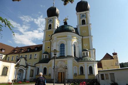 Klosterkirche St. Michael Metten