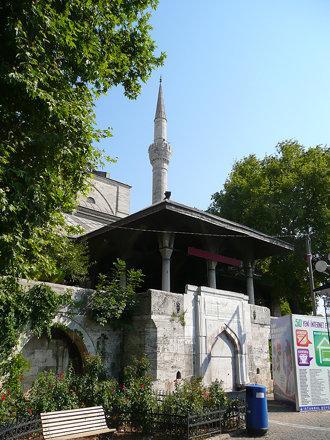 """Istanbul (Üsküdar / Scutari) - Iskele Camii (""""mosquée de l'escale"""" / Mimar Sinan, 154"""