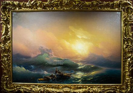 Aivazovsky, Russian Museum