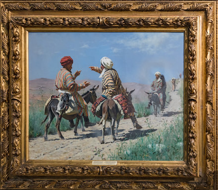 4A7A3235 Vereshchagin, Russian Museum