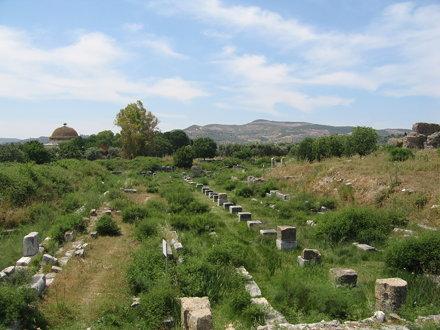 Milet - Entrepôts grecs