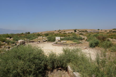 Theater and Kale, Miletos, Asia