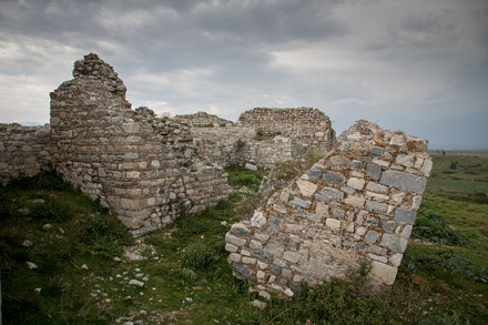 Ruins at Miletus in Turkey