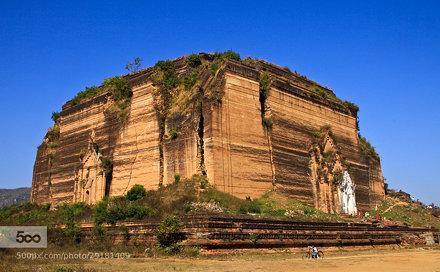 Mingun Pagoda, Myanmar