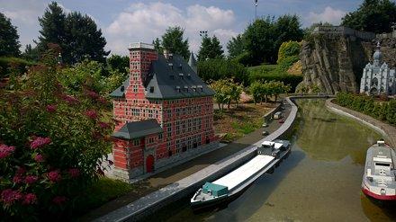 Mini Europe, Liège and Dinant