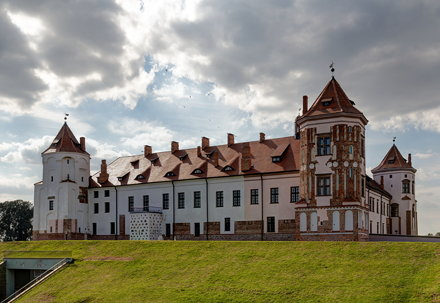 Mir Castle Complex 11