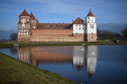 Belarus, Radzivil castle