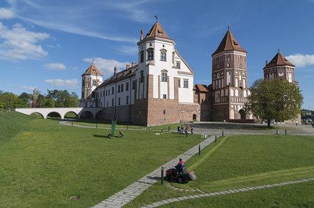Mir Castle, 02.05.2014.