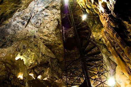 165 Feet Underground