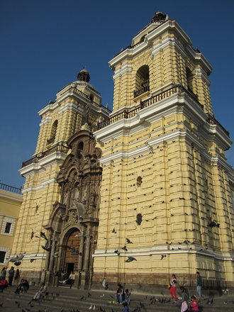 Monastery of San Francisco, Lima, Peru