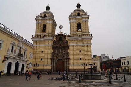 Iglesia, Basílica de San Francisco