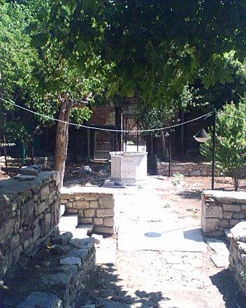 Turkey, Istanbul, St. Studios Monastery (Imrahor Monument)