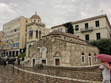 Koimisi Theotokou (Pantanassa) church, Monastiraki - Κοίμηση Θεοτόκου (Παντάνασσα), Μοναστηράκι