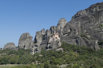 Holy Monastery of St. Nicholas Anapausas, 13.09.2015.