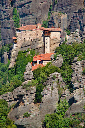 Monasterio de Roussanou