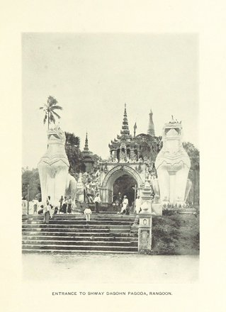Image taken from page 185 of 'Quaint Corners of Ancient Empires: Southern India, Burma, and Man