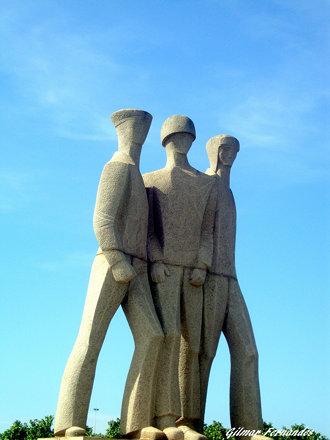 Monumentos do Pracinhas 2 - RJ