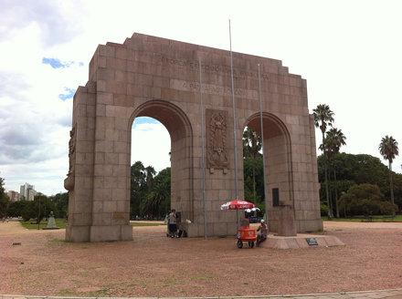 Brique/Arco da Redenção