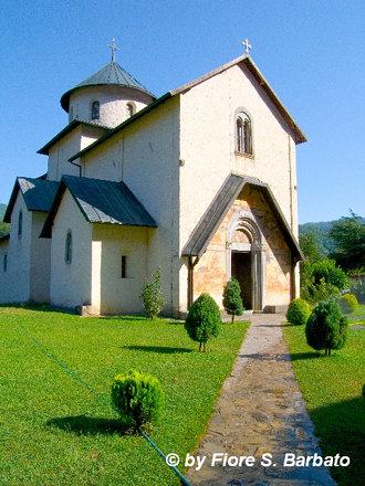 Monastero di Morača [MNE], 2011.