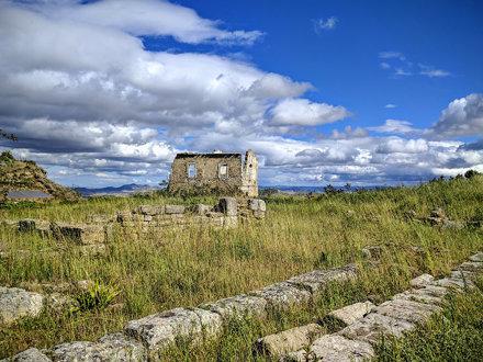 Morgantina Archeological Site
