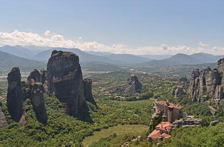 Greece - Meteora - Roussanou