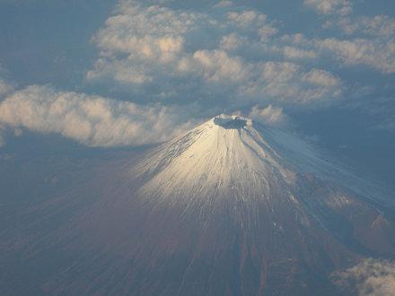 Fuji-san from Air