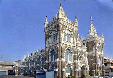Mount Mary Church - Bandra - Mumbai - India