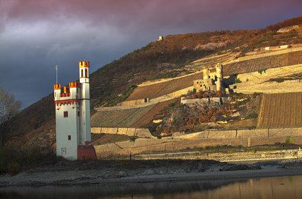 Mäuseturm/Burg Ehrenfels