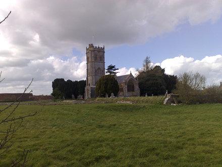 Muchelney Church