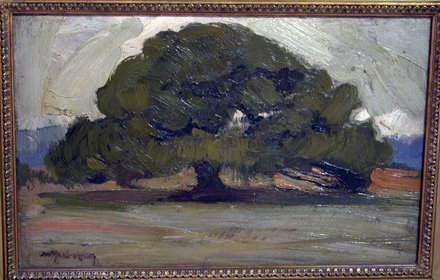"""The pine-tree"", Nikolaos Lytras"