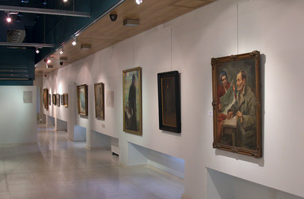 Municipal Art Gallery of Athens, Greece