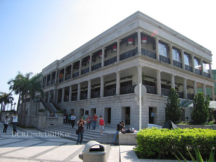 Murray Barracks - Hong Kong - 1849