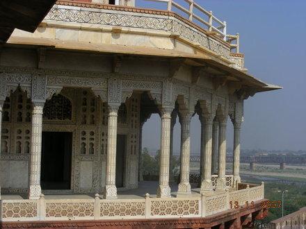 Agra, Red Fort  DSCN2778