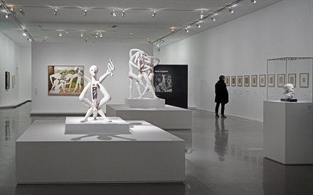 Victor Brauner au Musée d'art Moderne de Paris
