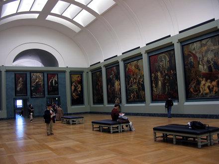 Musée du Louvre - Galerie Médicis, Flanders