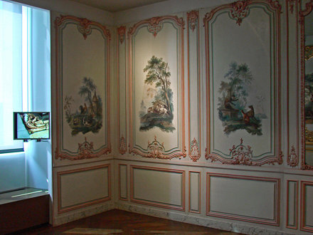 Le cabinet des fables de l'hôtel Dangé (musée des arts décoratifs)