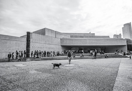 Museo Rufino Tamayo 1
