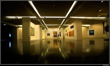 Museum Modern Art. Nice. France.