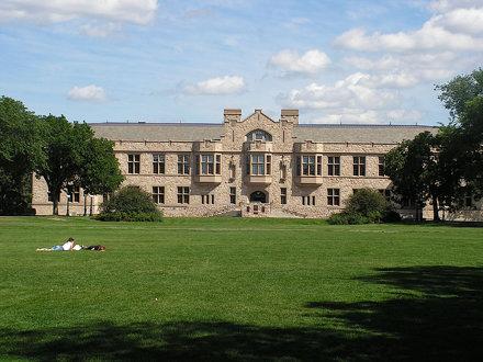 Convocation Hall on the University of Saskatchewan Campus